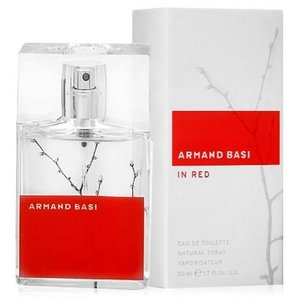 Armand Basi IN RED Woman EDT 100 ml TESTER